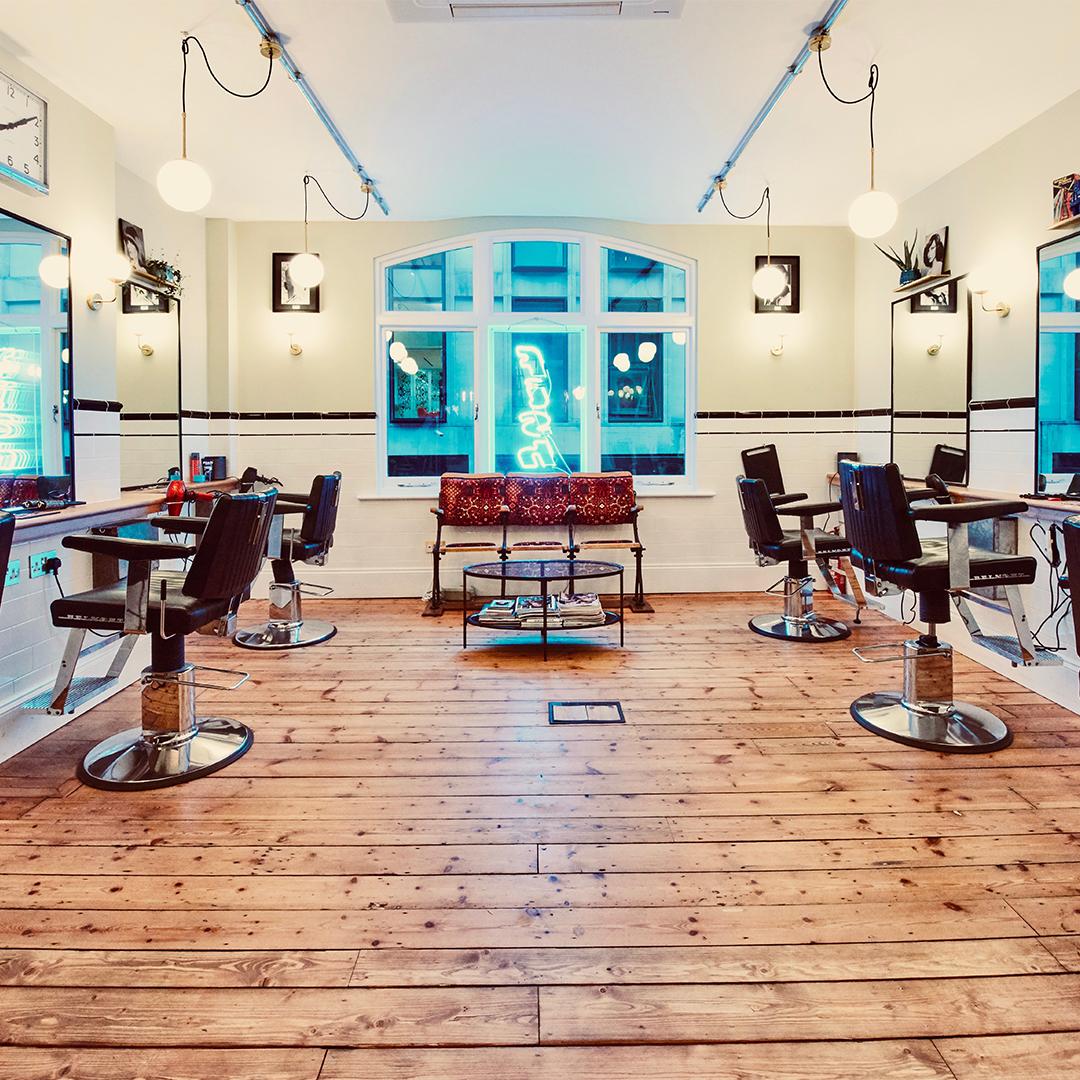 Fish Soho London Salon